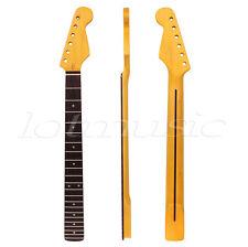 Gitarren E Gitarre Hals Gitarrenhals Teile Ahorn 22 Bünde Palisander Griffbrett