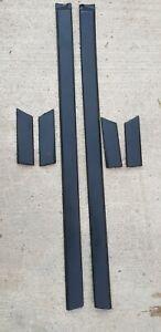 Suzuki sidekick,vitara,escudo Geo tracker 2 door 1989-1998 door Mouldings