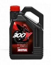 Motul 300v Factory Line 4t 104129 Road Racing 15w 50 4 L