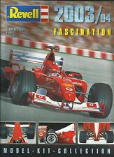Katalog Revell 2003/04 Kunststoffbausätze