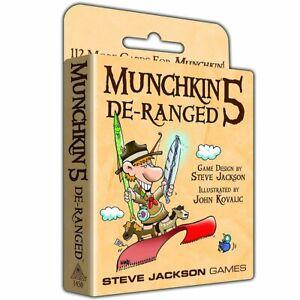 Munchkin 5 Deranged Expansion