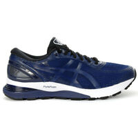 ASICS Men's Gel-Nimbus 21 Indigo Blue/Peacoat Running Shoes 1011A807.400 NEW