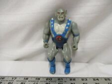 Thundercats Panthro vintage 1985 figure blue grey arms & legs move panther toy