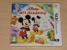 Disney Art Academy Nintendo 3DS UK PAL **FREE UK POSTAGE**