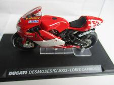 DUCATI LORIS CAPIROSSI, DESMOSEDICI 2003, Motorrad/motorcyle !!!