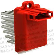 HVAC Blower Motor Resistor Front WVE BY NTK 4P1561