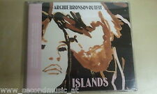 MAXI CD -ARCHIE BRONSON OUTFIT--ISLANDS--PROMO--3 TRACKS