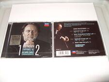 Ludwig van Beethoven - Beethoven: Symphonies Nos. 1 & 2 (2012) cd New & Sealed