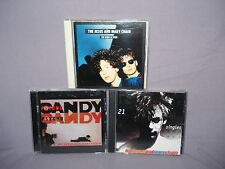 LOT - 3 The Jesus and Mary Chain Albums on CD - 3 Album/3-Disc Bundle/Set CD/DVD