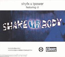 SHY FX & T POWER ft DI - Shake Ur Body (UK 5 Tk Enh CD Single)