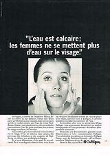 PUBLICITE ADVERTISING 024   1969   CULLIGAN   adoucisseur d'eau