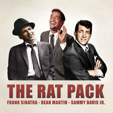 CD The Rat Pack : Frank Sinatra, Dean Martin et Sammy Davis Jr.