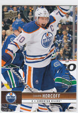 2012-13 UPPER DECK SHAWN HORCOFF UD EXCLUSIVES /100 #69