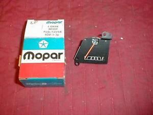 NOS MOPAR 1976-8 ASPEN VOLARE FUEL GAUGE R/T ROAD RUNNER KIT CAR CUSTOM