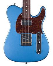 G&L Tribute ASAT Classic Bluesboy Electric Guitar Rosewood Lake Placid Blue