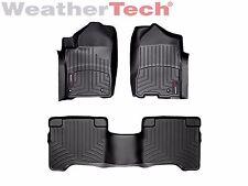 WeatherTech Floor Mat FloorLiner for Nissan Armada / Infiniti QX - Black