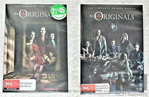 The Originals TV Series, Complete First or Second Season, S 1, S 2, R4, As New