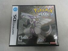 Pokemon Pearl Nintendo DS Video Game & Case, No Manual Free Ship