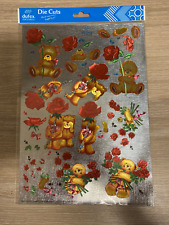 DUFEX Die Cuts - Teddies & Roses ** MULTIBUY OPTIONS AVAILABLE **