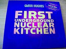 GLENN HUGHES FIRST UNDERGROUND NUCLEAR KITCHEN  CD SIGILLATO BONUS VIDEO