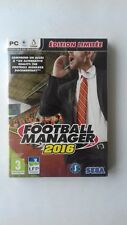 Football Manager 2016 Edition Limitée NEUF - PC MAC LINUX