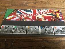 Presentation Stamps Football Legends 14-5-96