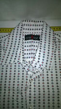 Mens Cre8tor Shirt, Short Sleeves, L, 100% Cotton