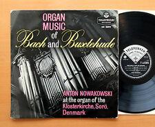 LGX 66073 Organ Music Of Bach & Buxtehude Anton Nowakowski Telefunken VG/VG