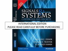 Signals and Systems: Continuous and Discrete, 4/e by Ziemer