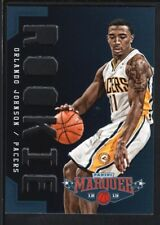 ORLANDO JOHNSON 2012/13 PANINI MARQUEE #390 RC ROOKIE CARD PACERS SP MINT
