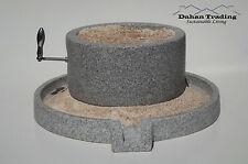 New! Traditional granite stone mill Flour/ soya milk maker-31cm