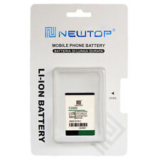 NEWTOP BATTERIA Per Samsung C3300 SNG AB-463446BU E250 Capacità 800 mAh