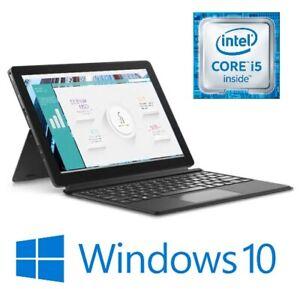 """Dell Latitude 5285 Intel i5 7300U 8G 256G SSD Modem 12.3"""" FHD Win 10 Pro USB C"""