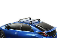 Genuine Honda Civic Hatchback Roof Bars ( Vehicles Without Glass Roof )