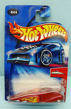 1174 HOT WHEELS / CARTE US / 2004 FIRST EDITIONS / CROOZE  OZZ COUPE 1/64