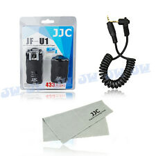 JJC Wireless Flash Trigger Remote Shutter For Canon EOS 760D 750D 700D 650D 600D