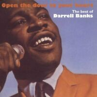 Banks, Darrell : Open the Door to Your Heart: the Best of CD Fast and FREE P & P
