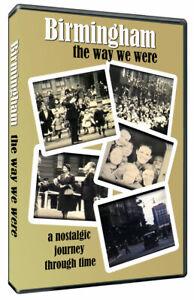 'Birmingham The Way We Were' DVD