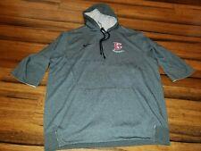 Nike Brooklyn Cyclones Minor League Baseball hoodie sweater (Bill Belichick cut)