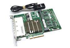 HP Smart Array P822 2GB Cache SATA / SAS RAID Controller RAID 6G PCIe x8 FBWC