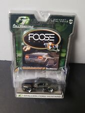 2006 RC2 Full Throttle Foose Design (DARK GRAY) Stallion Ford Mustang 6/10 1:64