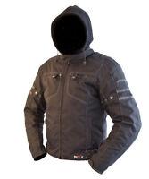 Armr Tsuma Waterproof Urban Hoody Motorbike Motorcycle Jacket. Street Fighter