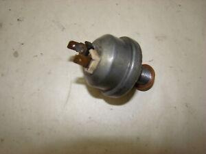 Maserati BiTurbo Oil Pressure Sending Unit Motors 452 453 470 471 472 473