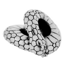 Watsup Silver Bead für Männer Silber Charms MKD-024 Männer Schmuck Schlange