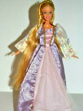 Barbie Fairytale Princess Rapunzel Doll, Magical Growing Hair, Giftwrapped