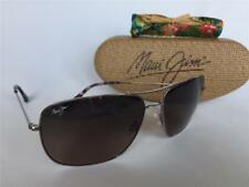 New Maui Jim COOK PINES Polarized Titanium Sunglasses R774-16 Rose Gold/Rose