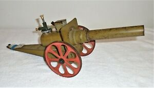 """Vintage Big Bang 17"""" Long Military Cannon Model # 10FC - With New Firing Mech -"""
