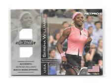 2003 SERENA WILLIAMS NETPRO COURT AUTHENTIC MATCH WORN APPAREL 2D  Wimb