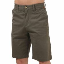 Men's Timberland TL Stretch Zip Fly Straight Fit Chino Short in Green