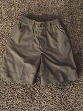 Boys 2T Ring Bearer Linen Shorts